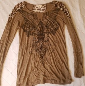 Angels&Diamonds Long Sleeve Shirt